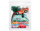 kit decorativo para bolo cars disney